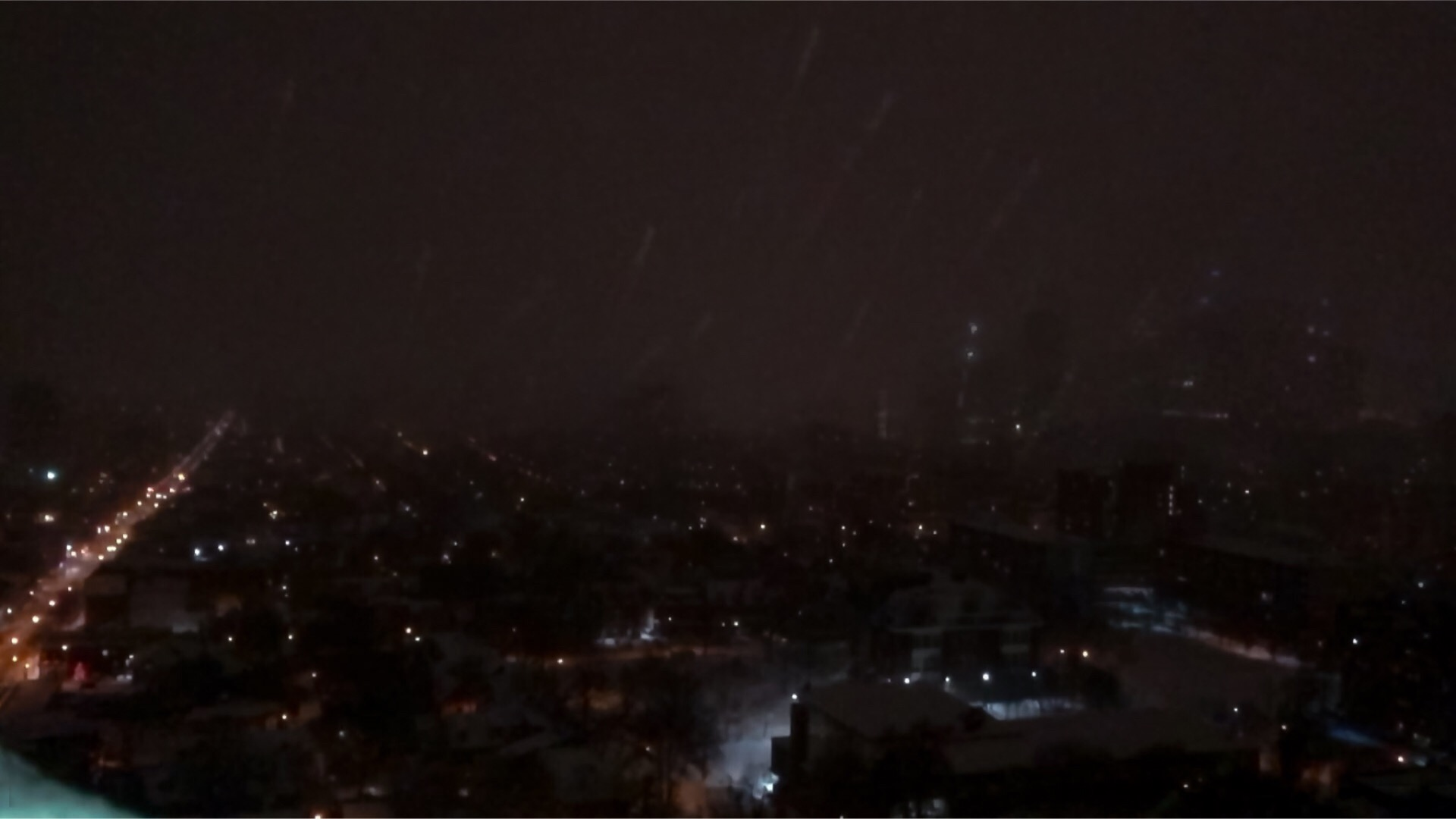 Toronto Christmas Snow